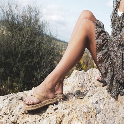 Sandals Camel 2